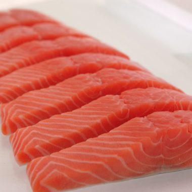 Fisk Lakseportioner 2 kg
