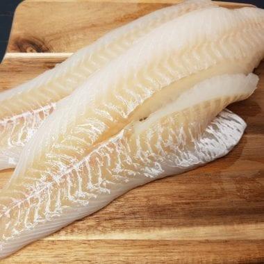 Fisk Torskefilet 2 kg