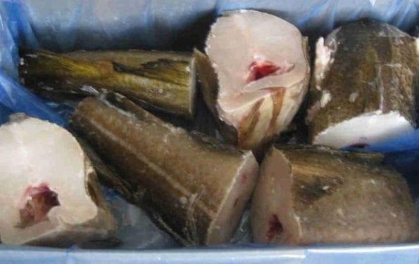 Fisk Torskestykker 2 kg