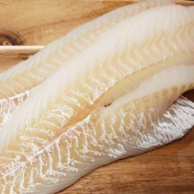 færøsk torsk, torskefilet